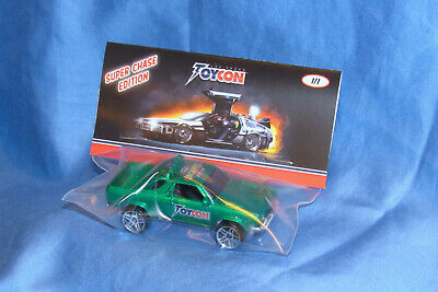 Hot Wheels 2018 Vegas ToyCon Convention Subaru Brat Truck Chase Edition 1 of 1