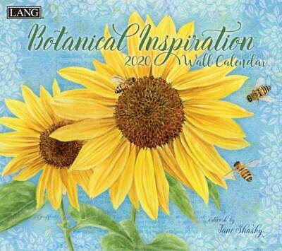 Botanical Inspiration 2020 Wall Calendar by Lang 20991001896