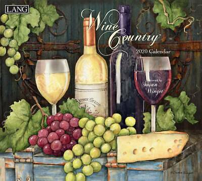 Wine Country 2020 Wall Calendar by Lang 20991001885