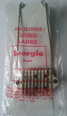 Vintage Electric Jug Element ~LARGE MEDIUM Size NEW