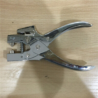 1 Hole Punch Puncher Document Punching Pliers