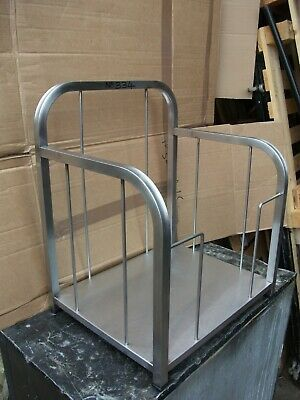No334 Stainless Steel Tray Stand 550Mm X450Mm X 655Mm High