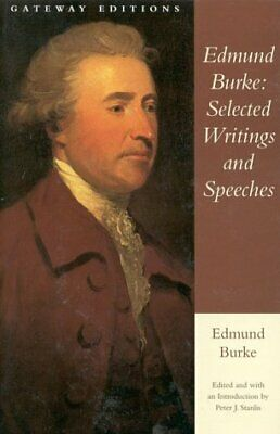 Edmund Burke  Selected Writings and Speeches