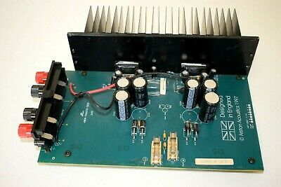 Ariston Stereo Amplifier Main PCB Amp board - Same As Cambridge Audio Amplifier