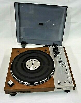 Marantz Model 6300 Direct Drive Turntable with Dust Cover