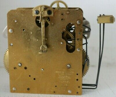 Hermle 151030 66cm German Made Clock Movement for Howard Miller Clock Co USED