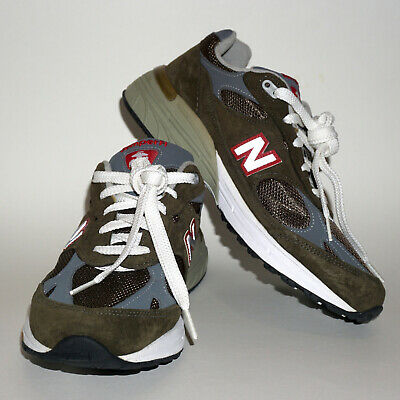 90e7092306b7d New Balance 993 Heritage Semper Fi Marines Shoes Sneakers MADE IN USA Size 9
