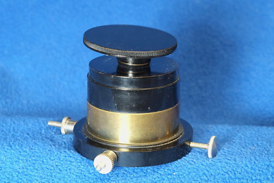 Carl Zeiss Stereo Stage Photomicrography, Micro-Mineral work, Antique Rare