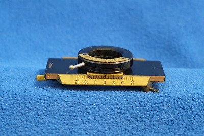 Carl Zeiss Stereo Stop Antique, Photomicrography Rare