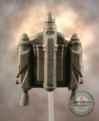 "MLACC026 Mandalorian jetpack use with 6"" Star Wars Black Series figures"