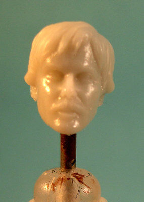 """MH275 Custom Cast Sculpt part Male head cast for use with 3.75/"""" action figures"""