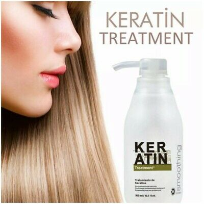 PURC 300ml Pure Keratin Straightening Treatment Hair Care Repair Free Delivery