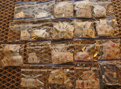 Lot of approx 1065 pieces SMA & Other RF Connectors  - Pls Read Ad