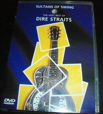 DIRE STRAITS Sultans Of Swing The Very Best Of (Aust All Region) DVD – Like New