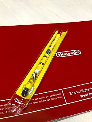 New Super Mario Maker 2 Stylus Touch Pen Nintendo Switch Brand New Sealed