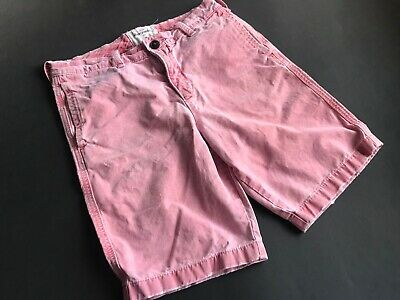 ABERCROMBIE KIDS Coole BOYS Chino Shorts rosa Gr.16 164 176