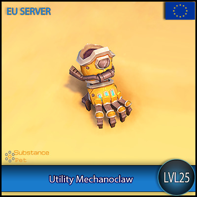 Utility Mechanoclaw lvl25 Pet BFA | All Europe Server | WoW Warcraft Loot