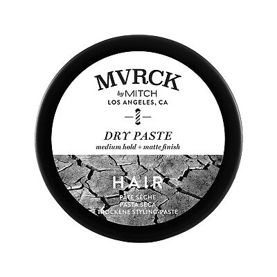Mitch by Paul Mitchell MVRCK Dry Paste, Medium Hold / Matte Finish 4 oz