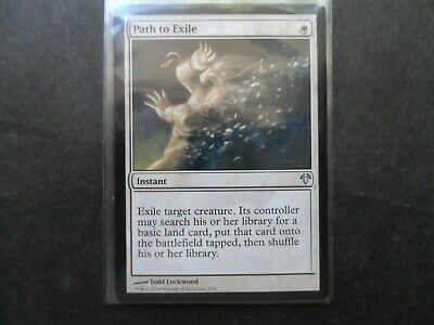 Magic The Gathering Modern Event Deck Path To Exile X1