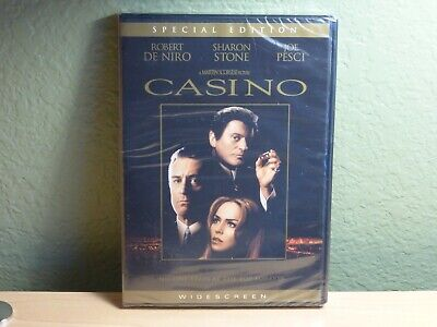Casino (DVD, 2006, Special Edition) Martin Scorsese Robert De Niro Joe Pesci New