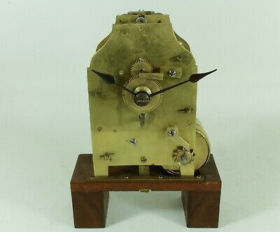 Fusee Clock Movement  Nice Condition (Spares or Repairs)