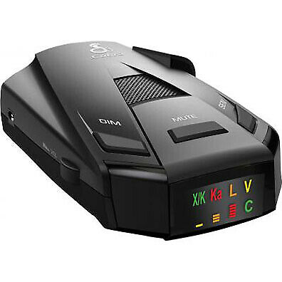 Cobra - Rad250 All Band Radar/Laser Detector With Vg2