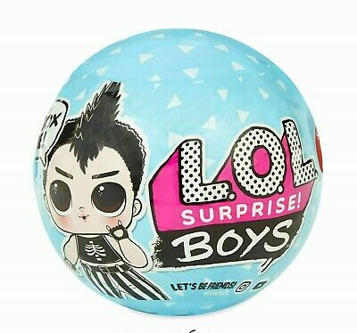 ✔ Sealed LOL Surprise BOYS Series Boy Doll  L.O.L. 7 layers Authentic New 2019