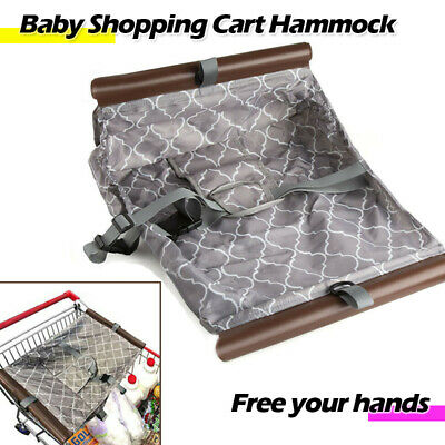 Baby Shopping Cart Hammock Newborn Toddler Infant Seat Pad Carrier Foldable NEW