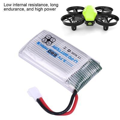 ENGPOW 3.7V 1S 680mAh Rechargeable LiPo Battery For Syma X5C /X5SW-V3 RC Drone❤