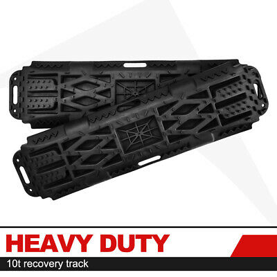 Heavy Duty 10T 2 PCS Recovery Traction Tracks for Sand Mud Snow Tire Ladder