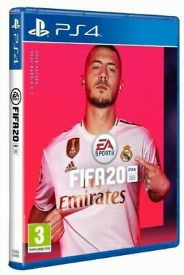 Fifa 20 Standard Edition Ps4 Italiano Gioco Play Station 4 Videogioco Fifa 2020