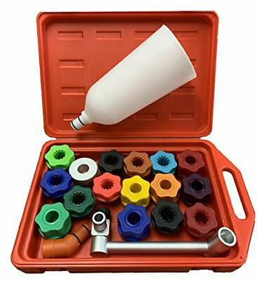 CTA Tools 7900 19PC Oil Funnel Kit