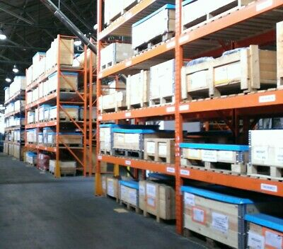 Redirack Pallet Racking - 5M X 900/1100/1200 Frames With 3900Mm Beams 3 Ton Udl