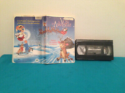 Annabelle's wish / Le voeu d'annabelle  VHS tape & clamshell case FRENCH