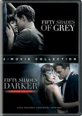 Fifty Shades: 2-Movie Collection DVD