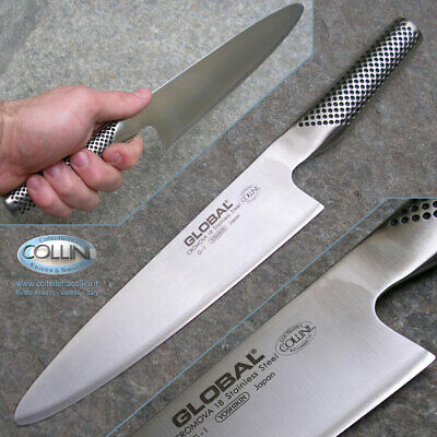Global - G1 - Slicing Knife - 21cm - kitchen knife