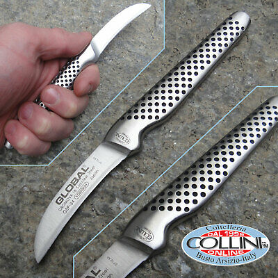 Global - GSF34 - Peeling 6cm Curved forged - kitchen knife