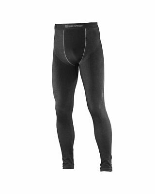 - Salomon Primo Warm Tight Seamless Calzamaglia Uomo, Black