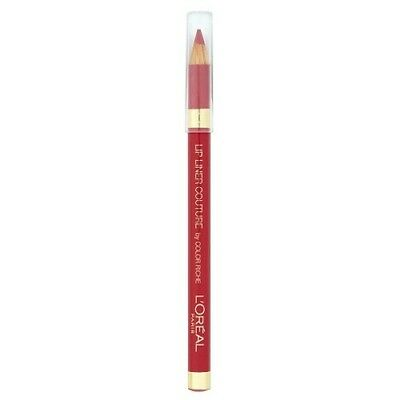 L Oreal  Contour  1   Crayon Levres Couture N° 461 Scarlet Rouge Neuf