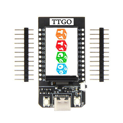 LILYGO TTGO T-Display ESP32 CP2104 WiFi bluetooth Module 1.14 Inch LCD Develo...