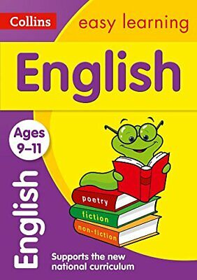 English Ages 9-11 (Collins Easy Learning KS2) New Paperback Book