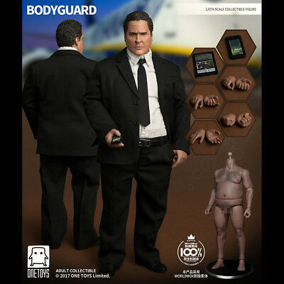 One Toys OT-005 1/6 Sacle Personal Bodyguard World Box Body Suit Figure Model