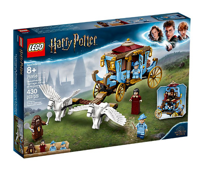 Lego Harry Potter 75958 Beauxbatons' Carriage: Arrival at Hogwarts ~NEW ~