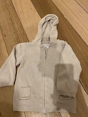 Wilson Frenchy Baby Jacket Cardigan Size 12-18 Months