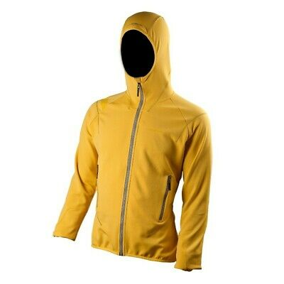 - La Sportiva Mid Layer Galaxy Hoody, Yellow