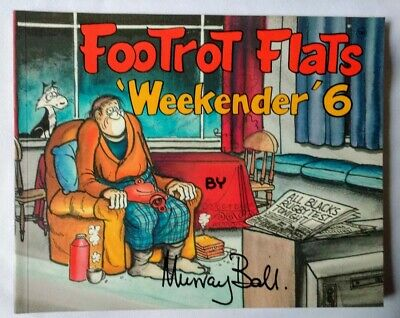 Footrot Flats 'Weekender' 6 by Murray Ball - Published by Orin Books, 1996.
