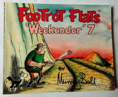 Footrot Flats 'Weekender' 7 by Murray Ball Published by Orin Books, 1997.