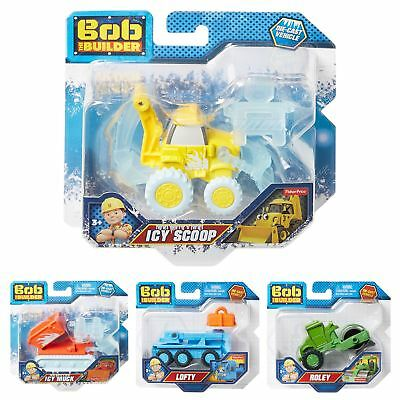 Bob The Builder Vehicle Diecast Metal Vehicle & Accessory Fisher-Price Toy 9cm