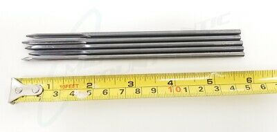 "5 5/32"" .1590 6"" Straight Flute Aircraft Regrind Reamer Tapper Drill Bits TR8908"