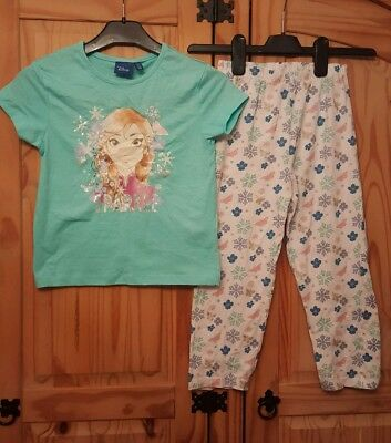 girls pyjamas age 5-6 years primark